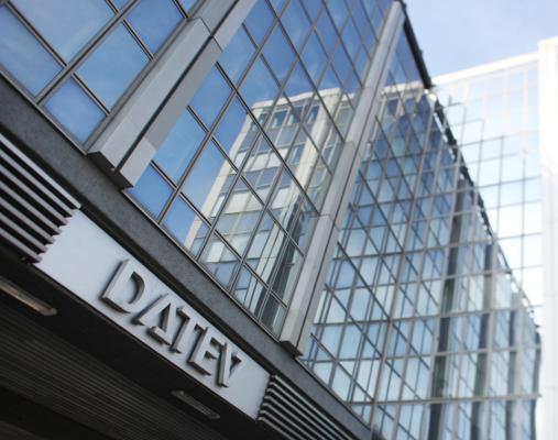 Deutsche Cloud im DATEV Rechenzentrum